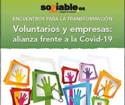 VOLUNTARIOS Y EMPRESAS: ALIANZA FRENTE A LA COVID-19