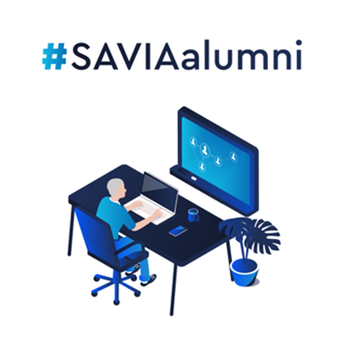 SAVIA Alumni 3: networking virtual con Miguel Ángel Jiménez