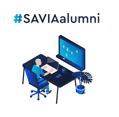 VII Sesión de networking SAVIA Alumni con Cristina de la Calle