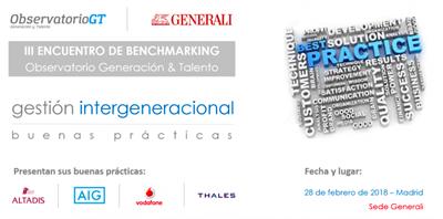 III Encuentro de Buenas Prácticas – Gestión Diversidad Generacional