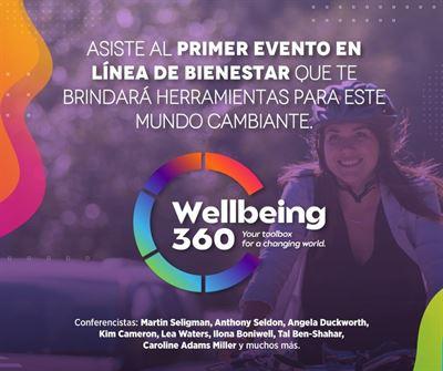 Wellbeing 360°, cómo tener una mejor salud y un estado emocional positivo