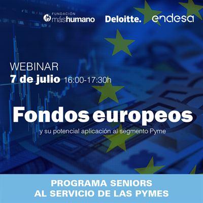 Fondos Europeos y su potencial aplicación al segmento Pyme