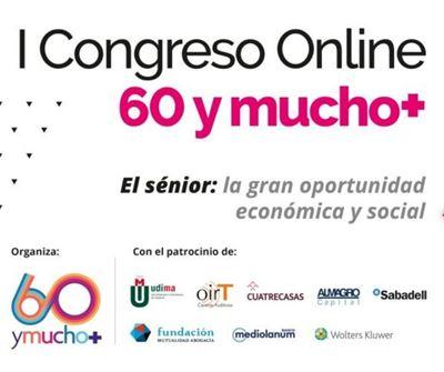 """Congreso online """"Crear futuro pensando en el Senior"""""""