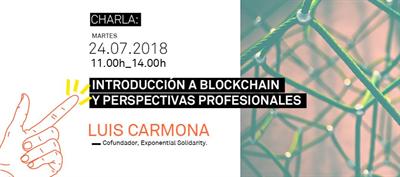 Introducción a Blockchain y perspectivas profesionales