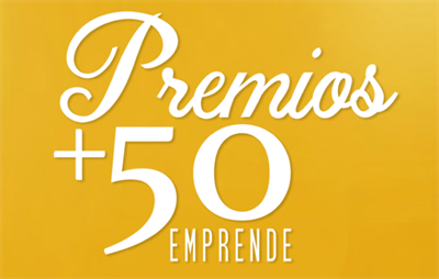 Gira Premios +50 Emprende, del 05/09 al 03/10