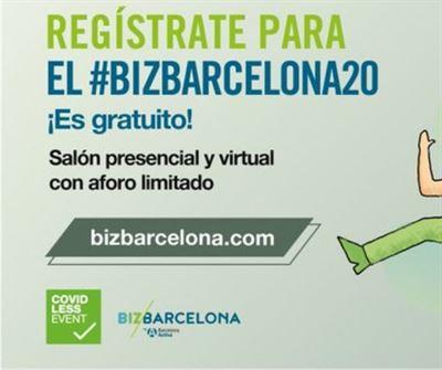 #BIZBARCELONA20: innovación y transformación para pymes, autonómos y emprendedores