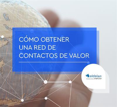 Cómo obtener una red de contactos de valor. Masterclass