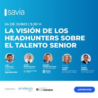 La visión de los Headhunters sobre el Talento Senior