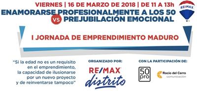 Evento Remax-50 pro - I Jornada de emprendimiento maduro