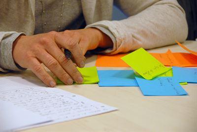 Taller de Design Thinking - Generación y validación de ideas