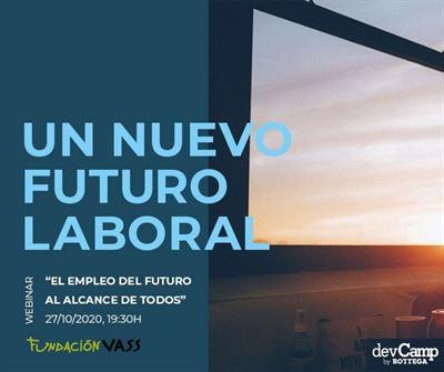 El empleo del futuro, al alcance de todos