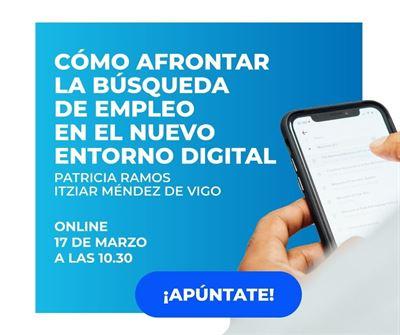 Cómo afrontar la búsqueda de empleo en el nuevo entorno digital