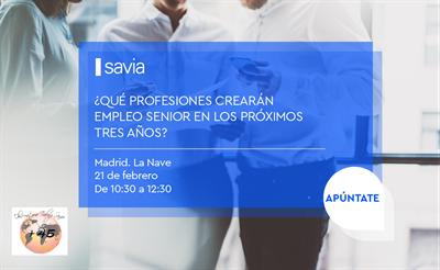 ¿Qué profesiones crearán empleo senior en los próximos tres años en Madrid?
