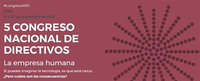 5 Congreso Nacional APD: La empresa humana