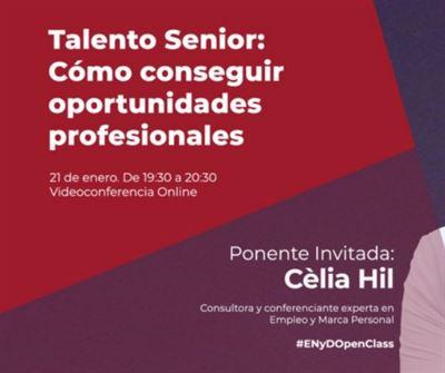 Talento Senior: cómo conseguir oportunidades profesionales