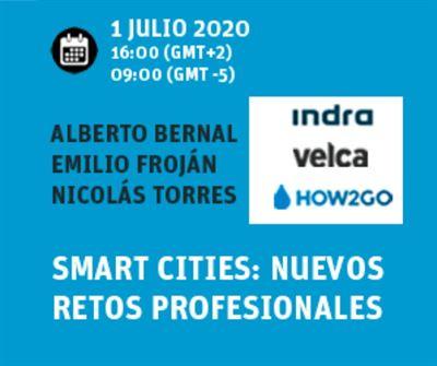 Smart Cities: nuevos retos profesionales