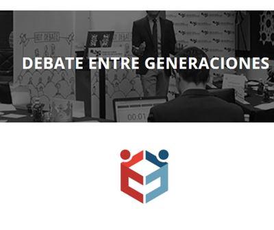 Participa en el Debate entre Generaciones