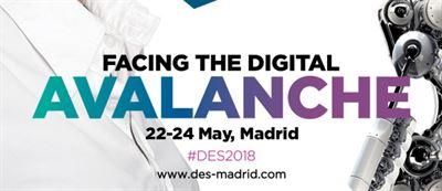 DES Digital Business World Congress 2018