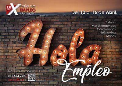 X Feria de Empleo y Formación de IFFE